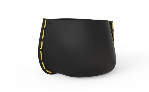 Stitch 125 Range - Graphite / Yellow by Blinde Design