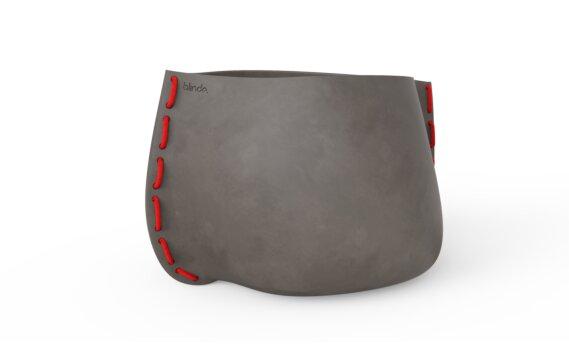 Stitch 125 Range - Natural / Red by Blinde Design
