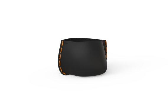 Stitch 25 Range - Graphite / Orange by Blinde Design