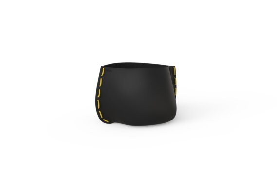 Stitch 25 Range - Graphite / Yellow by Blinde Design