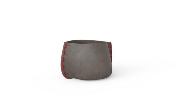 Stitch 25 Range - Natural / Red by Blinde Design