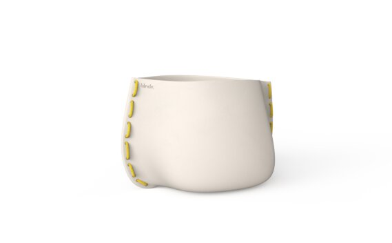 Stitch 50 Range - Bone / Yellow by Blinde Design