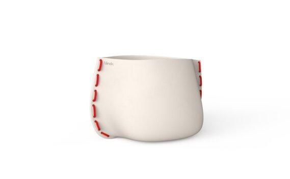 Stitch 50 Range - Bone / Red by Blinde Design