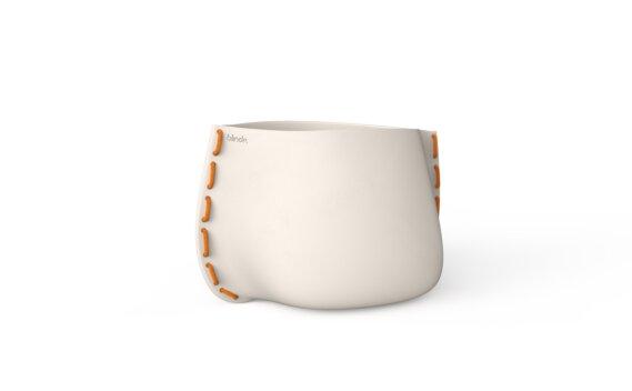Stitch 50 Range - Bone / Orange by Blinde Design