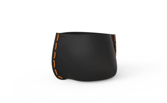 Stitch 50 Range - Graphite / Orange by Blinde Design