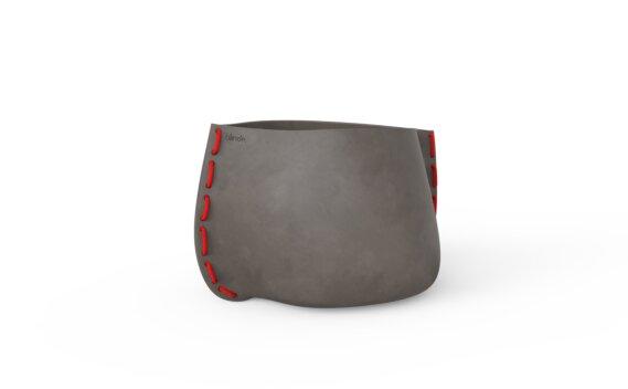 Stitch 50 Range - Natural / Red by Blinde Design