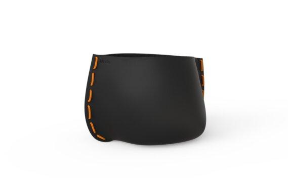 Stitch 75 Range - Graphite / Orange by Blinde Design