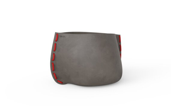 Stitch 75 Range - Natural / Red by Blinde Design