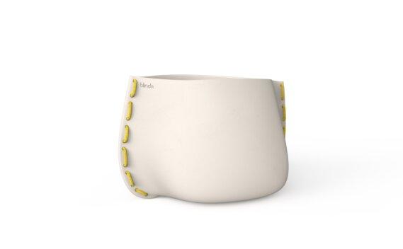 Stitch 75 Range - Bone / Yellow by Blinde Design