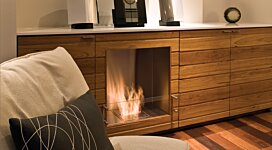 Firebox 650SS v2 Fireplace Inserts Outlet - In-Situ Image by EcoSmart Fire