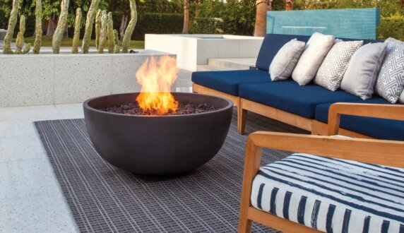 Rose Residence - Urth Brown Jordan Fire by Brown Jordan Fires
