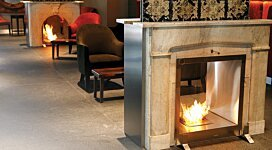 Firebox 650DB v1 In Stock - In-Situ Image by EcoSmart Fire