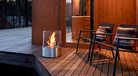 Glow Portable Fire Pit - In-Situ Image by EcoSmart Fire