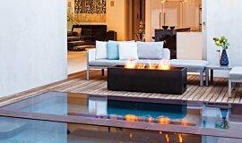 Colgate Residence Brown Jordan Fires Fire Pit Idea
