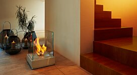 Mini T Freestanding - In-Situ Image by EcoSmart Fire