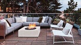 Solstice Fire Pit - In-Situ Image by