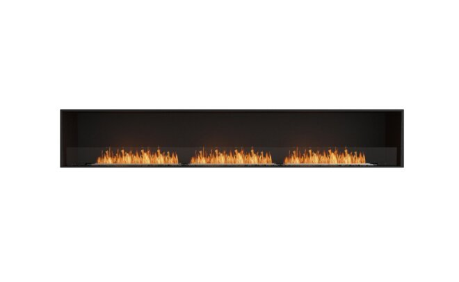 Flex 122 Fireplace Insert by MAD Design Group