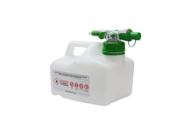 Jerry Can 5L Safety Accessorie - Ethanol by e-NRG Bioethanol