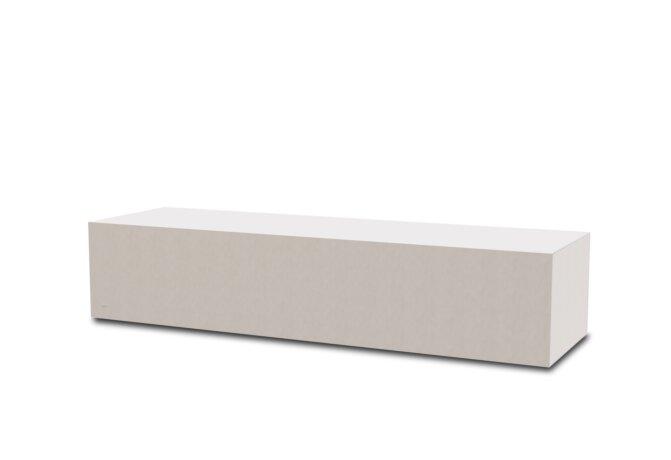 Bloc L3 Coffee Table - Bone by Blinde Design