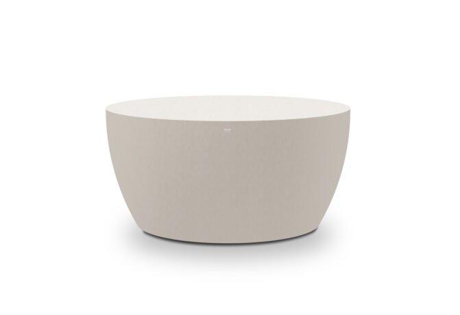 Circ M2 Coffee Table - Bone by Blinde Design