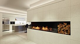 Flex 60LC.BXL Fireplace Insert - In-Situ Image by EcoSmart Fire