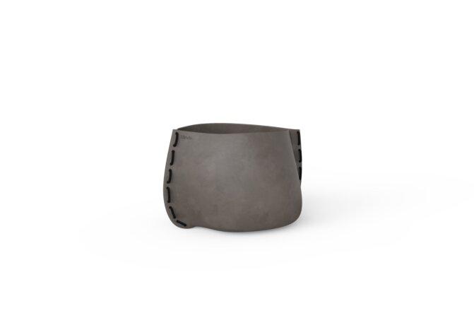 Stitch 25 Planter - Natural / Black by Blinde Design