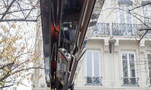 Dual Fixing Rod HEATSCOPE® Accessorie - In-Situ Image by Heatscope