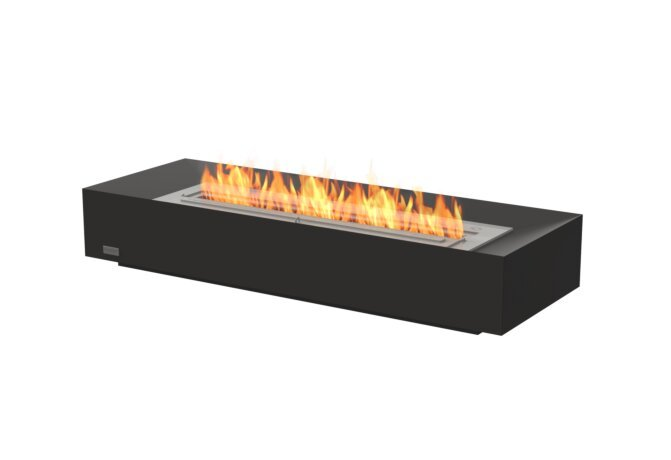 Grate 36 Fireplace Insert - Ethanol / Graphite by EcoSmart Fire