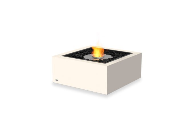 Base 30 Fire Pit - Ethanol / Bone by EcoSmart Fire