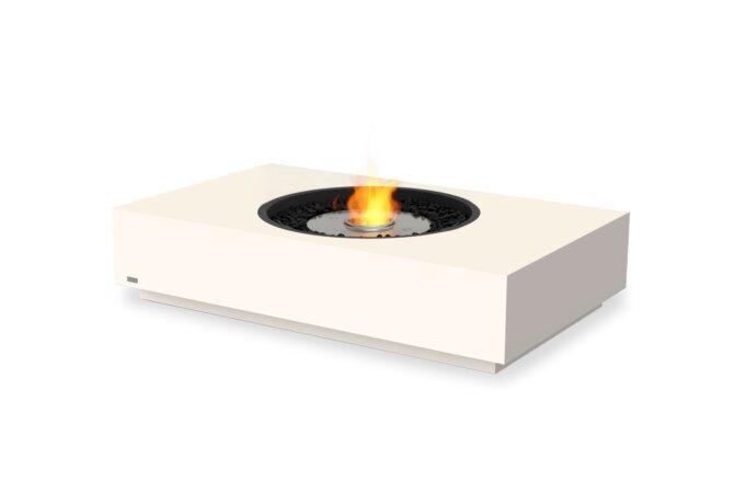 Martini 50 Fire Pit - Ethanol / Bone by EcoSmart Fire
