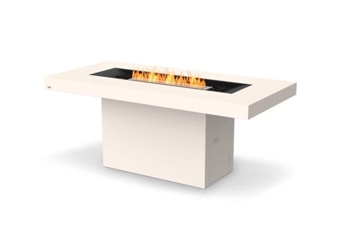 Gin 90 (Bar) Fire Pit - Ethanol / Bone by EcoSmart Fire