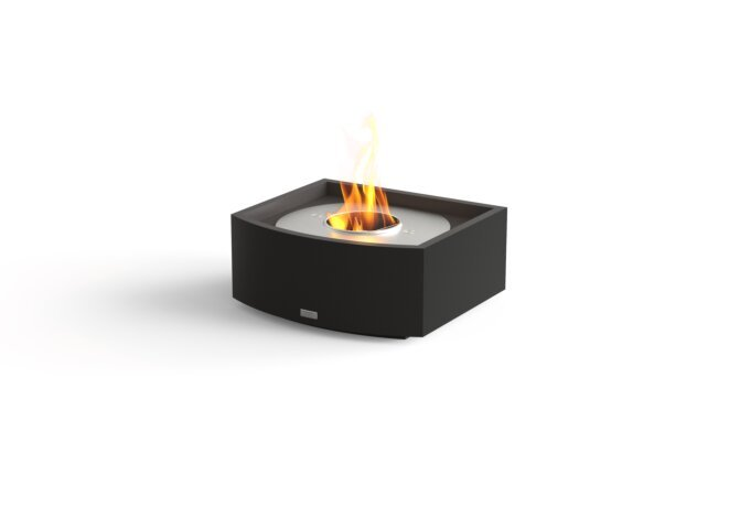 Grate 18 Fireplace Insert - Ethanol / Graphite by EcoSmart Fire