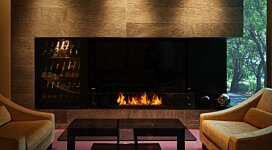 XL1200  - In-Situ Image by EcoSmart Fire