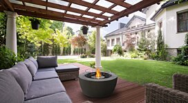 POD40 Fire Pit - In-Situ Image by MAD Design Group