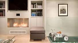 Firebox 1200SS v2 EcoSmart Fire Outlet - In-Situ Image by MAD Design Group