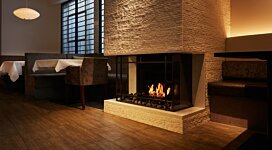 Scope 340 v1 EcoSmart Fire Outlet - In-Situ Image by MAD Design Group