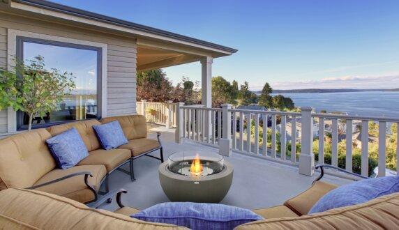 Outdoor Balcony