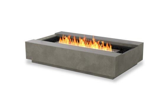 Cosmo 50 Range - Ethanol - Black / Natural by EcoSmart Fire