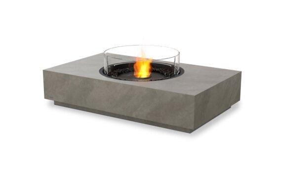 Martini 50 Range - Ethanol - Black / Natural / Optional Fire Screen by EcoSmart Fire