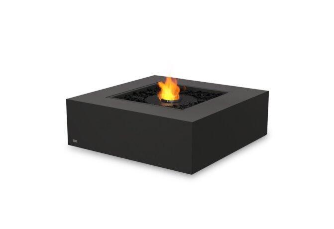 Base 40 Fire Pit - Ethanol - Black / Graphite by EcoSmart Fire
